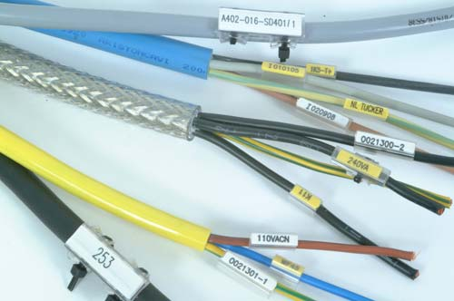 Acs Wire Markers And Cable Labels N L Tucker