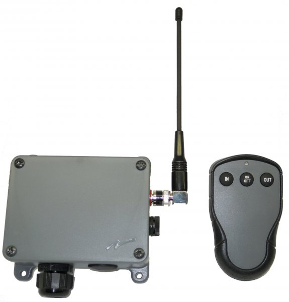 Tele Radio Remote Control Equipment for Industrial Application