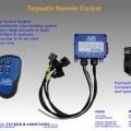 Tarp Radio Remote Control